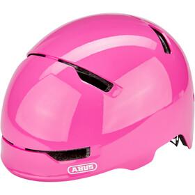 ABUS Scraper 3.0 Casque Enfant, shiny pink